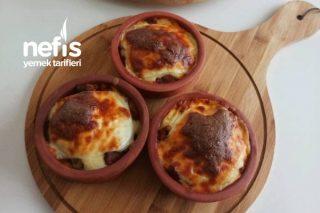 Patates Püreli Kavurma (Beşamel Soslu) Tarifi