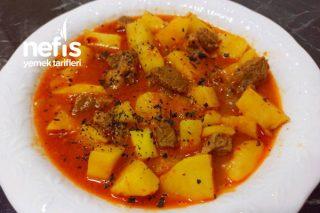 Patates Sulusu Tarifi