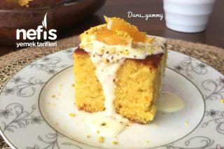 Portakallı Nemli Kek Tarifi