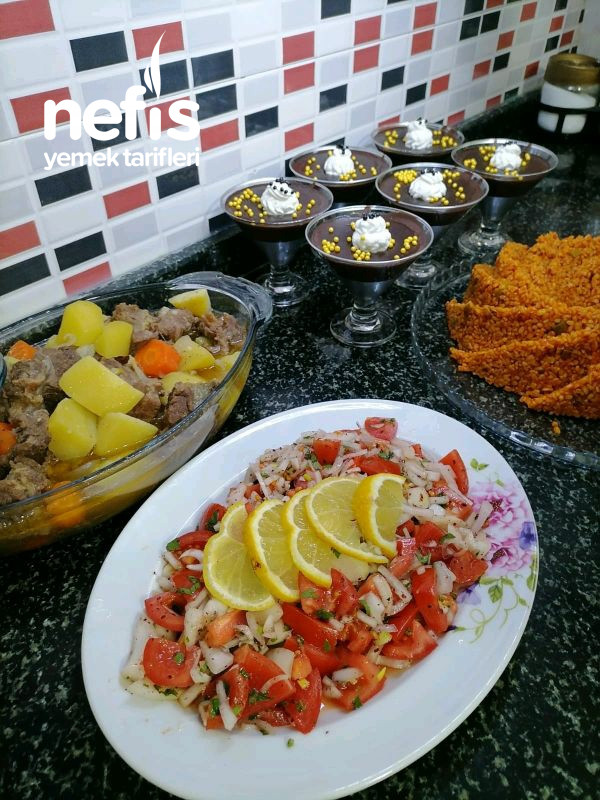 Ramazan Menüsü