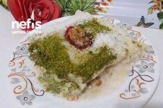 Ramazana Özel Güllaç Tarifi