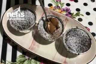 Sütlü Çikolatalı Suffle (Bitter Sevmeyenlere) Tarifi