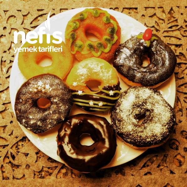 Donut Tarifi Tüm Püf Noktalarıyla