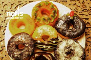 Donut Tarifi Tüm Püf Noktalarıyla (Videolu)