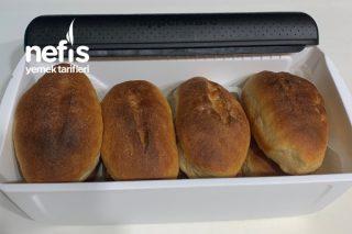 Ev Yapımı Minik Tam Buğday Ekmeği Tarifi