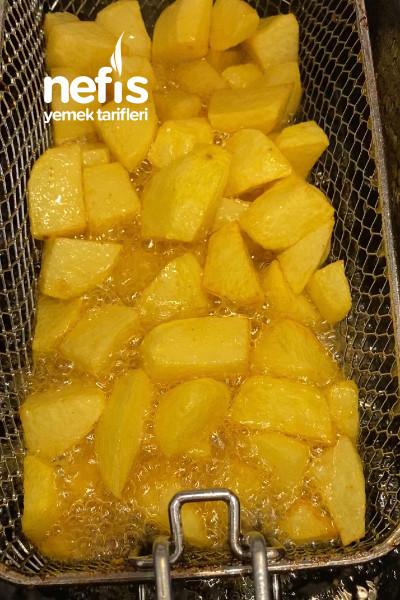 Fırında Sebzeli Et Tava