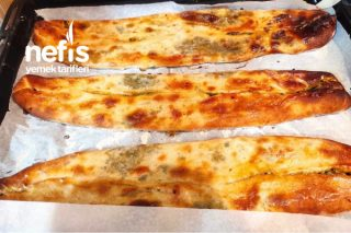 Ispanaklı Peynirli Pide Tarifi