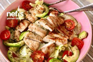Izgara Hindi Salatası Tarifi