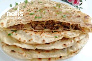 Müptelası Olacağınız Etli Ekmek Tarifi (Videolu)