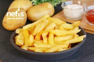 Patates Kızartması Kaç Kalori? Tarifi