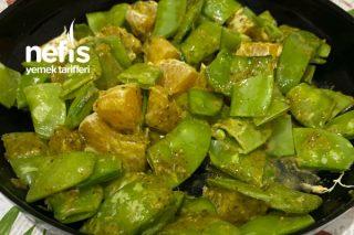 Sultani Bezelye Salatası Tarifi
