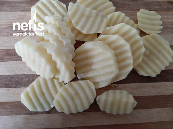 Tencerede Patates Dizmesi