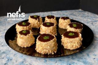 Fındıklı Çikolatalı Fincan Tatlısı (Videolu) Tarifi