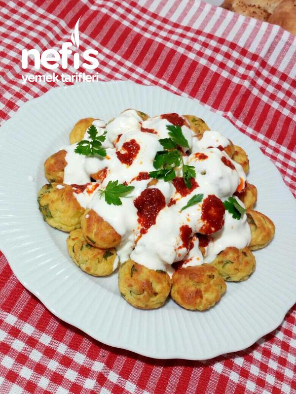 Fırında Patates Mantısı