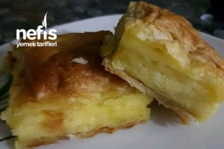 Pratik Peynirli Börek Tarifi