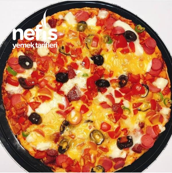 Tavada Kolay Pizza