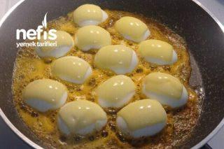 Tereyağlı Haşlanmış Yumurta Tarifi