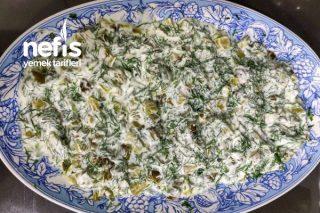 Yoğurtlu Dereotlu Salata Tarifi