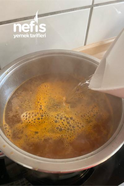 Arpa Şehriyeli Yeşil Mercimek Çorbası