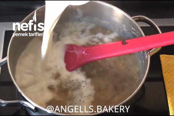Deneyen Herkes Tarif İstedi! Köz Patlıcan Çorbası – Videolu