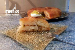 Şamfıstıklı Ekmek Kadayıfı (Videolu) Tarifi