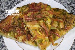 Sebzeli Erişte Böreği (Harika Bir Lezzet) Tarifi