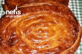 Tahinli Pide-Tahinli Çörek (Tahinli-Taanlı) Tarifi