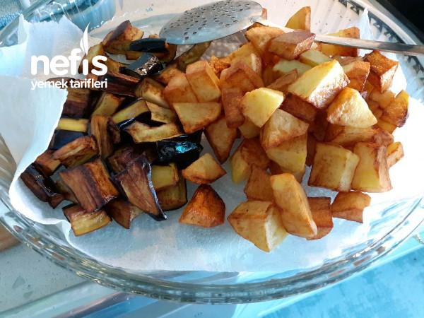 200gr Kıymayla Davet Sofralarında Yer Alacak Sebzeli Beşemalli Yufka Dolması