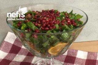 Bol Yeşillikli Salata Tarifi