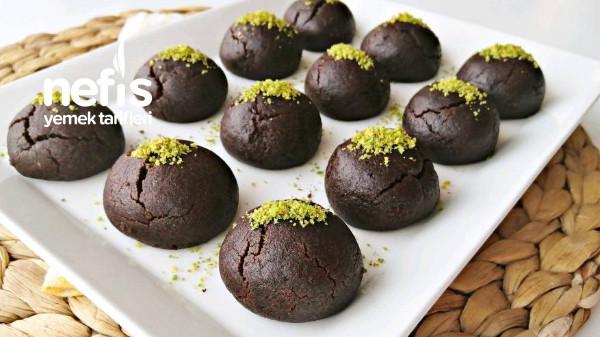 Brownie Kurabiye (Şerbetli Kurabiye)