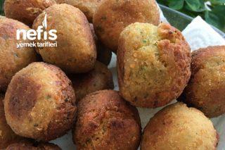 Falafel (Nohut Köftesi)-Orta Doğu Mutfağı Tarifi