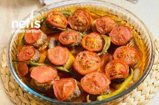 Fıında Köfte Patates (Muhteşem Bir Ana Yemek) Tarifi