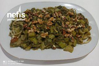 Karnıbahar Yaprağı Salatası Tarifi