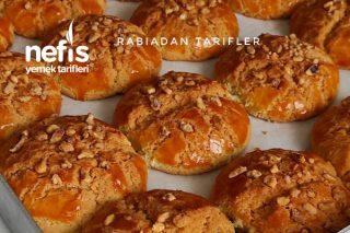 Portakallı Şam Kurabiyesi Tarifi