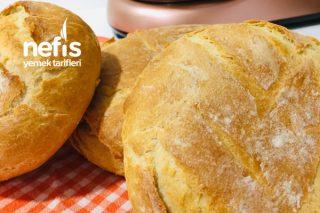 Sahura Sıcacık Çıtır Ekmek Tarifi