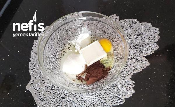 Süt Şerbetli Browni Tadında Islak Kurabiye (Videolu)