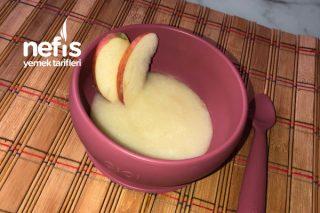 Bebekler İçin Elma Püresi +6 Tarifi