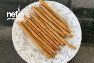 Fit Çubuklar (Tanesi 23 Kalori) Tarifi