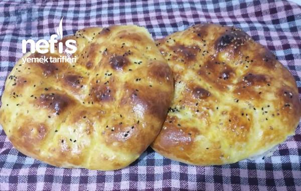 Kaşarlı Ramazan Pidesi (Lezzeti Yerinde..)