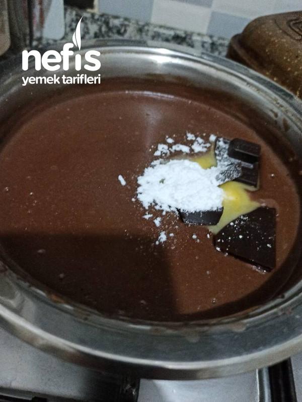 Çikolatalı Sürpriz Fincan Tatlısı,,tadı Damağınızda Kalacak