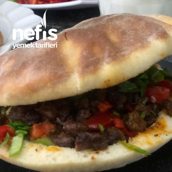 Muhteşem Ev Yapımı Tantuni Ve Pita Ekmeği…yemeye Doyamaycaksınız…