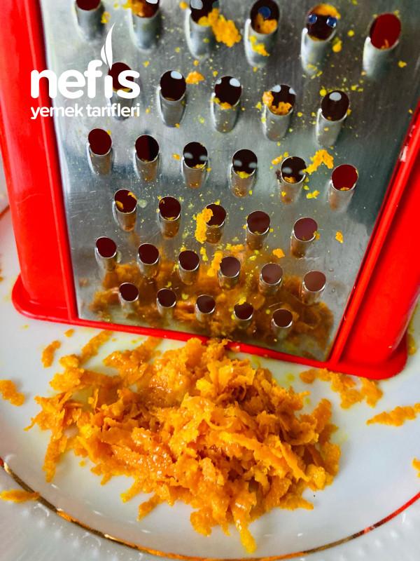 Portakallı Revani(yumurta Kokusuz)