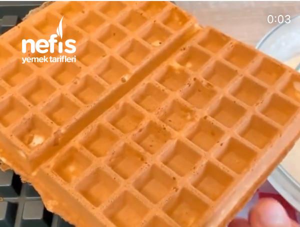 Yendiğiniz Tüm Waffle Tariflerini Unutun!!