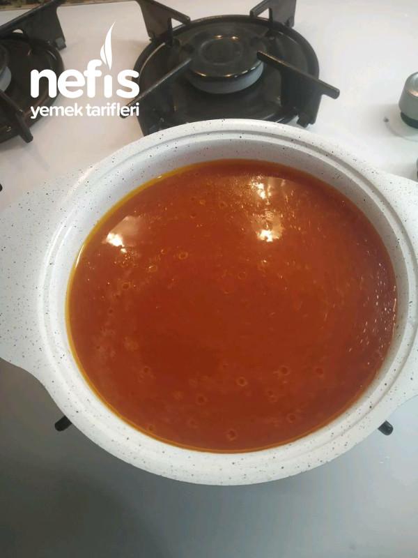 Fırında Patatesli Sebzeli Köfte