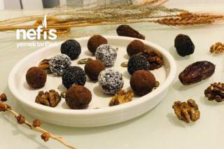 Hurma Topları Çikolata Lezzetinde Lezzet Tarifi