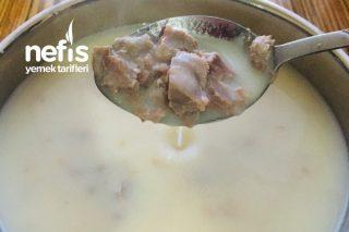 İşkembe Çorbası Tadında Taşlık Çorbası Tarifi