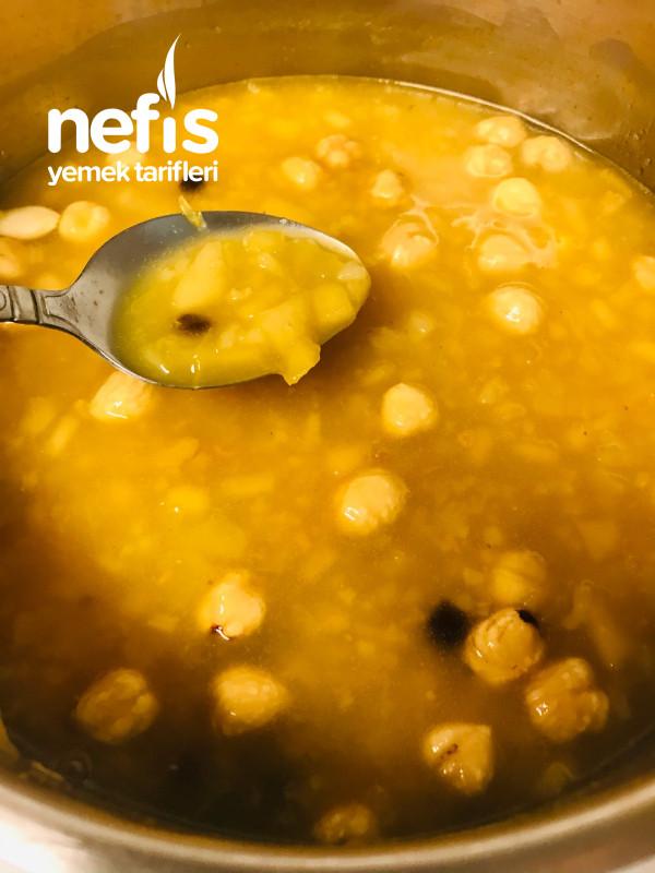 Meyveden Asure (Cok Hafif)
