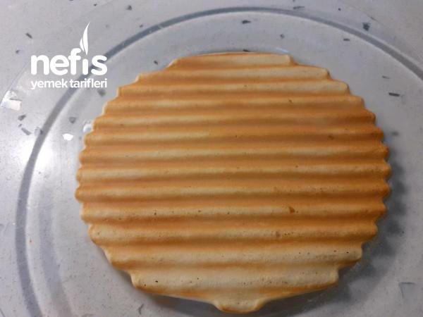Orijinal Waffle Tarifi (Tost Makinasında)