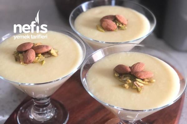 Osmanlı Mutfağı Tatlılarından Keşkül