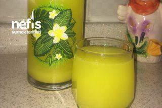 Yaz Limonatası Tarifi